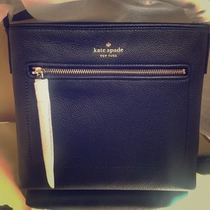 NWT KATE SPADE LEATHER CROSS BODY PURSE